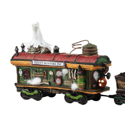 Department 56 Scary Ghost Hauler